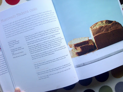 Rachel Allen Coffee Madeira Cake Recipe