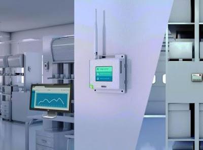 Perekaman dan pemantauan suhu indoor (didalam ruangan)
