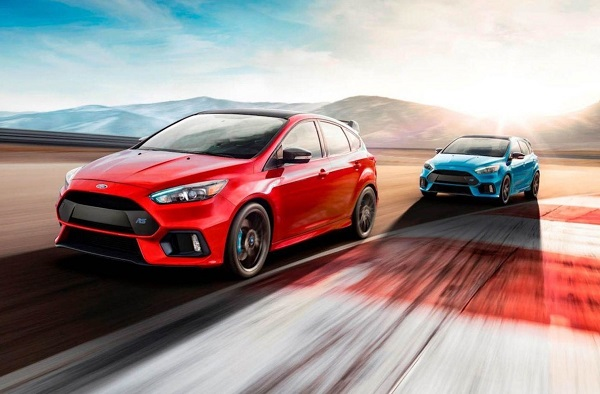 Focus RS Limited Edition