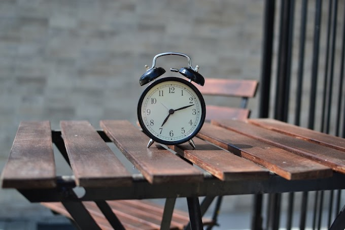 Time Management Tips: How Not to Get Overwhelmed
