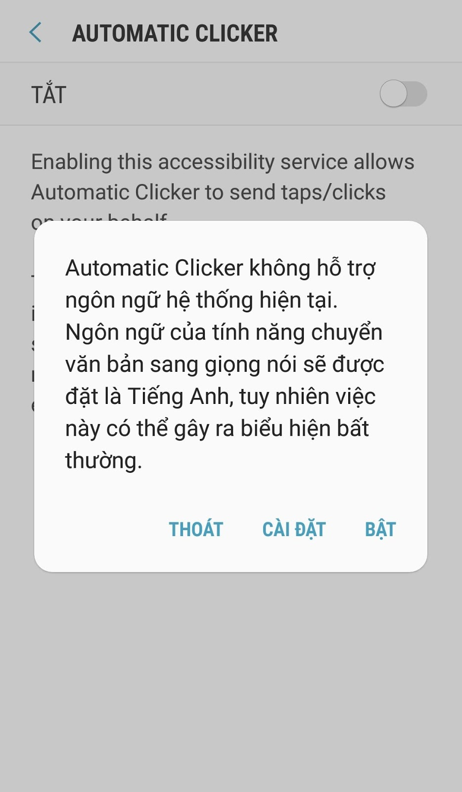 Cấp quyền ứng dụng Android Step 3