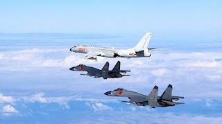 Pembom Strategis Xian H-6K