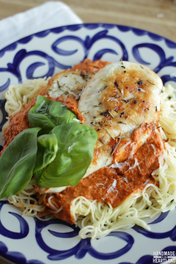 Chicken Milano: delicious dinner recipe