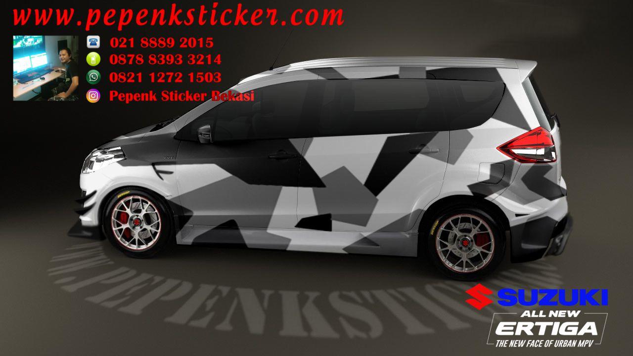 6200 Gambar Cutting Sticker Mobil Ertiga Terbaik