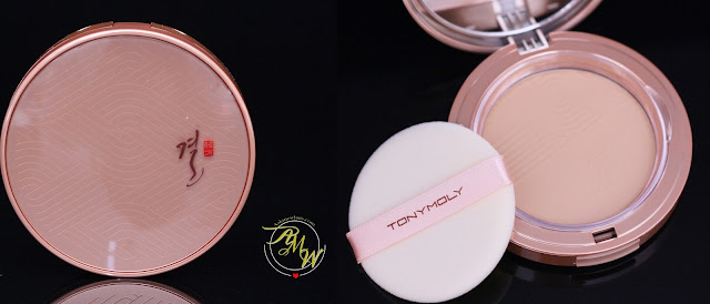 a photo of Tony Moly's The Oriental Gyeol Goun Two-Way Pact and BB Cream