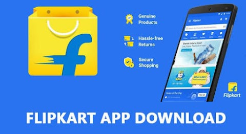 Flipkart App Download for Android & iPhone/iPad (Official Latest Version)