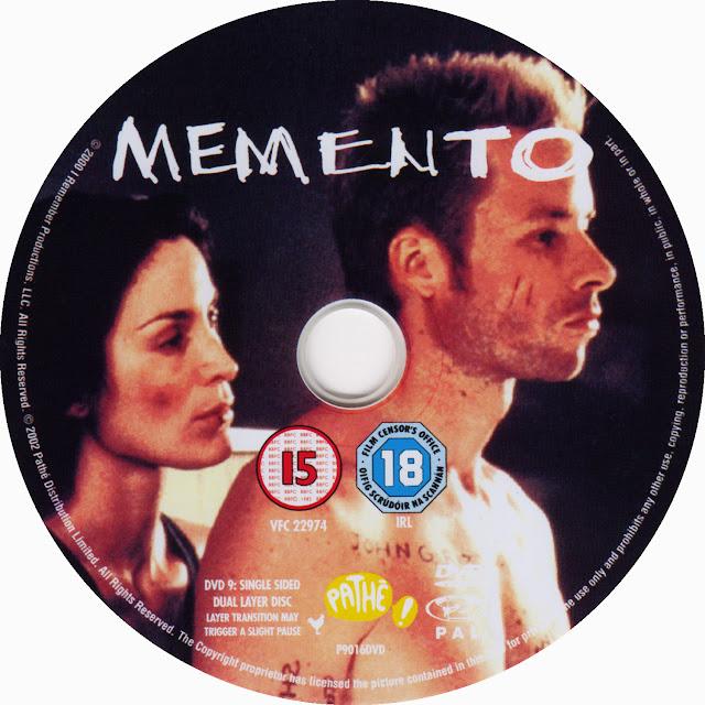Memento Label Cover