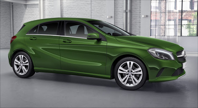 Mercedes A200 2019