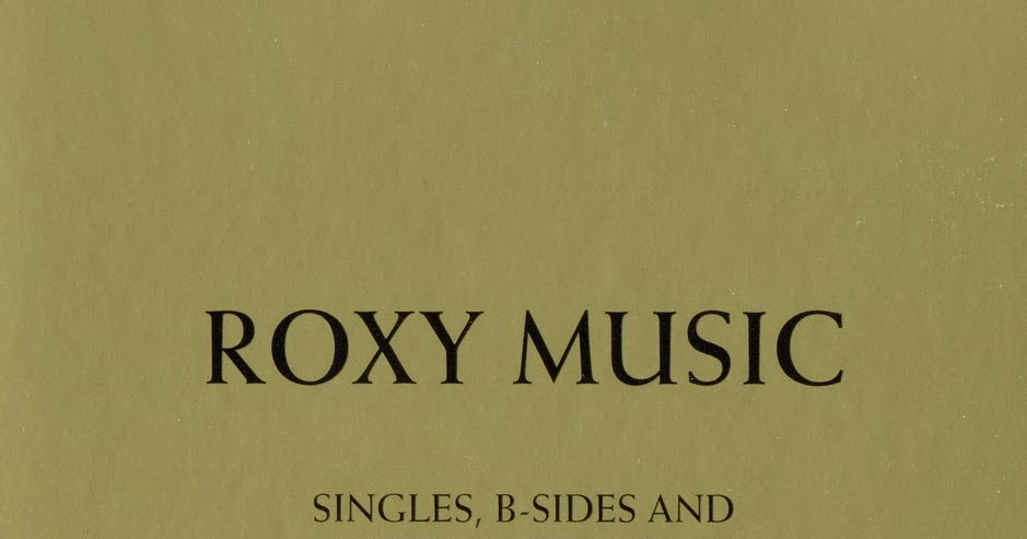 roxy music angel eyes remix