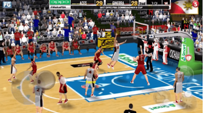 Download PBA 2k17 v3.2 Apk Data
