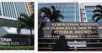 Perpres Nomor 62 Tahun 2015 Kementerian Koperasi dan Usaha ...