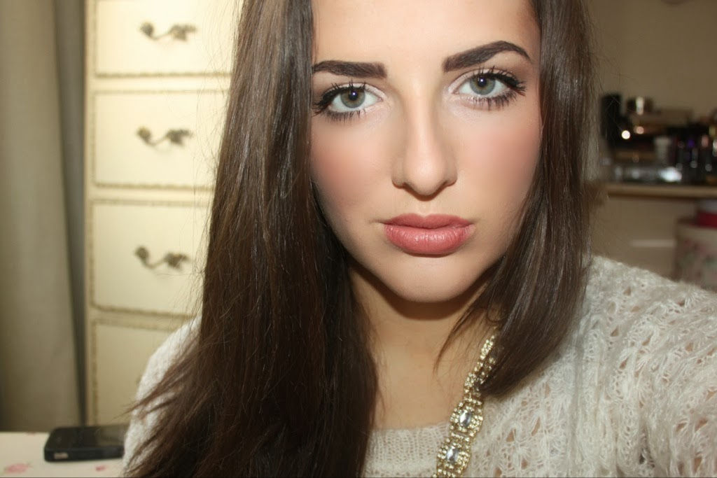 FOTD: Natural Everyday Makeup | Marfmallow
