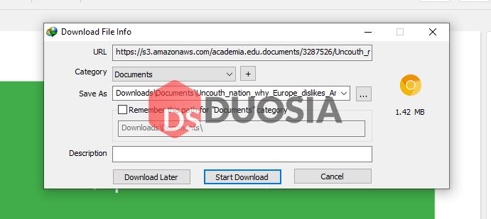 2 Cara Download File Di Academia Edu Tanpa Login 2021