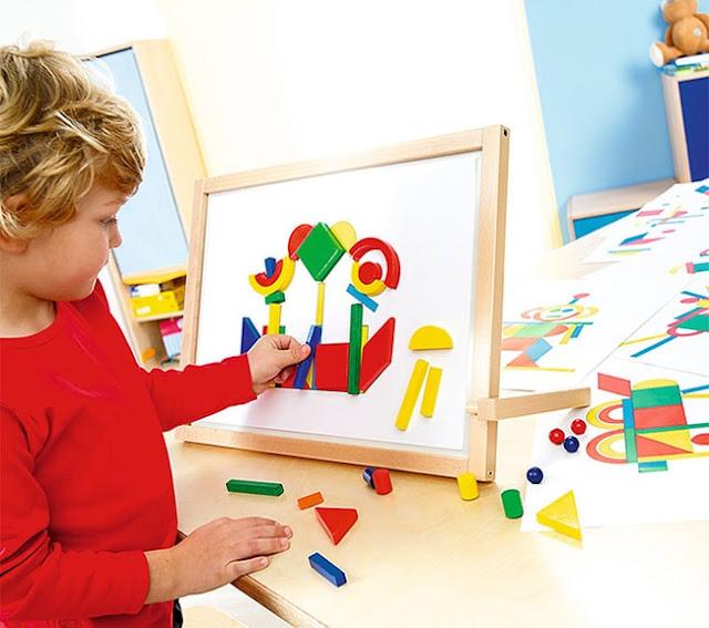 trẻ mầm non có khả năng sáng tạo không?