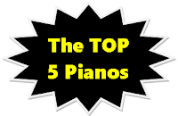 the top 5 pianos
