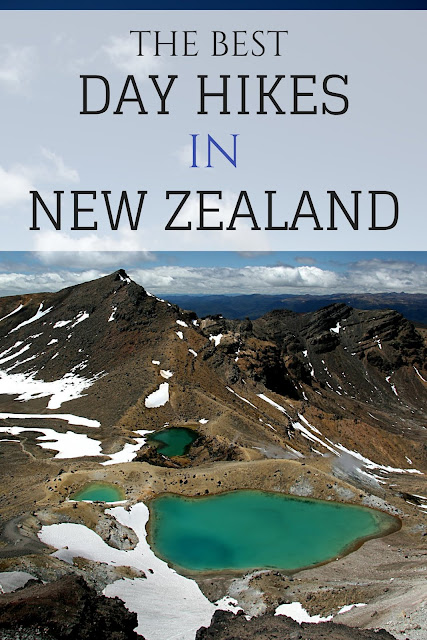 The best day hikes in New Zealand, including Mount Taranaki, the Tongariro Crossing and Mount Cook