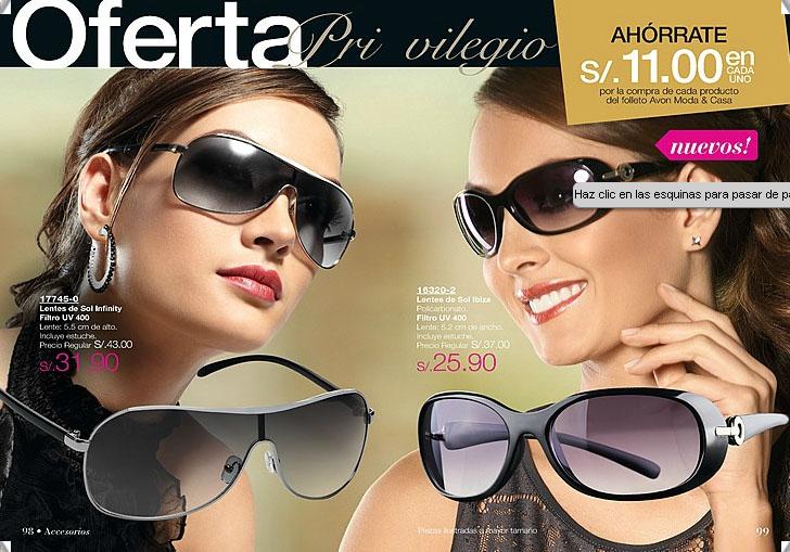 c9841caf04 Lentes de Sol Ibiza con Filtro UV 400 de S/37.00 a sólo S/25.90