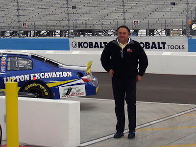 Team Owner Bill McAnally – His driver Todd Gilliland Won This Year's Championship