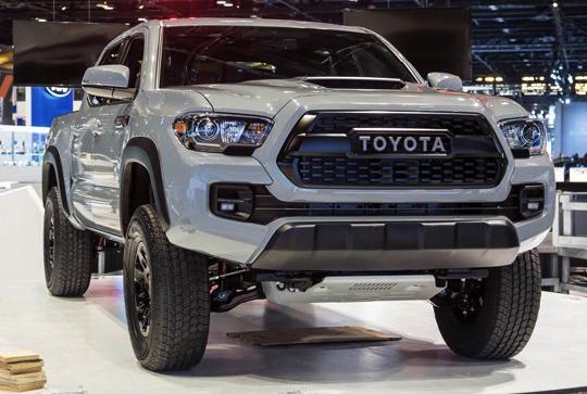 2017 Toyota Tacoma TRD Pro Review Design Release Date Price And Specs