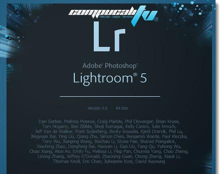 Adobe Photoshop Lightroom Versión 5.4 Español
