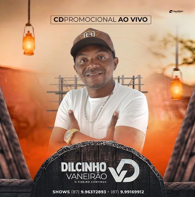 Dilcinho Vaneirão - O Piseiro Continua 2020