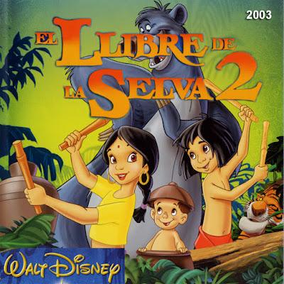 El Llibre de la Selva 2 - [2003]