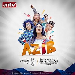 Sinopsis Nama dan biodata pemain Sinetron Azib ANTV lengkap