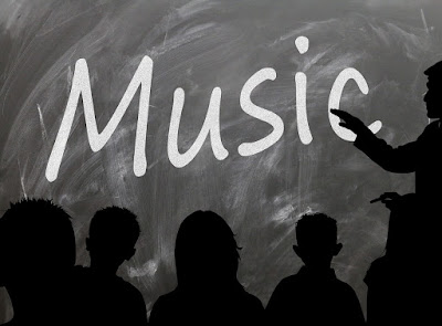 Music teaching business at home