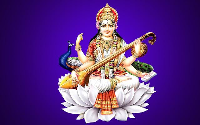 Saraswati Puja HD Images