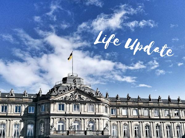 LIFE UPDATE | Umzug nach Stuttgart, mein Studium und warum ich nicht gebloggt habe