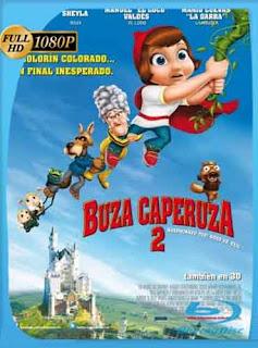 La Verdadera Historia de Caperucita Roja 2 2011 HD [1080p] Latino [Mega] dizonHD