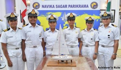 Navika Sagar Parikrama – World Voyage by Women