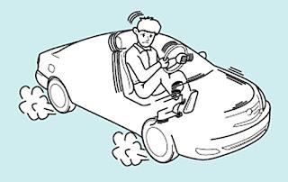 Penyebab Body Mobil Bergetar Saat Di Rem