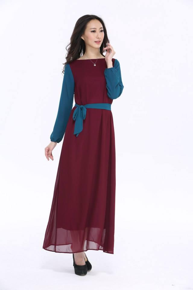 Miakaftiya Cabaran Jahit Dress