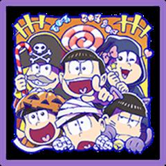 Mr.Osomatsu's Autumn Stickers