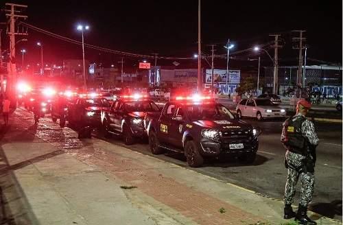 21 líderes de facção do Ceará foram transferidos para presídio federal