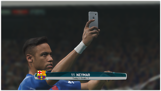 PES 2017 Mod Selfie Pack iPhone 6 By Devril