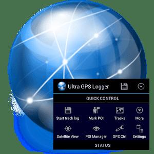 Ultra GPS Logger v3.155i [Patched] APK