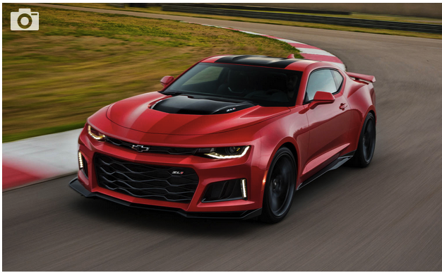 2018 Chevrolet Camaro Zl1 Revealed Review Cars Auto