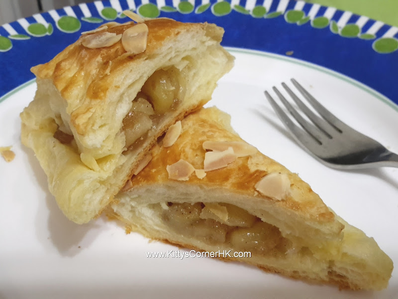 Apple Pie DIY recipe DIY recipe 蘋果酥 自家烘焙食譜