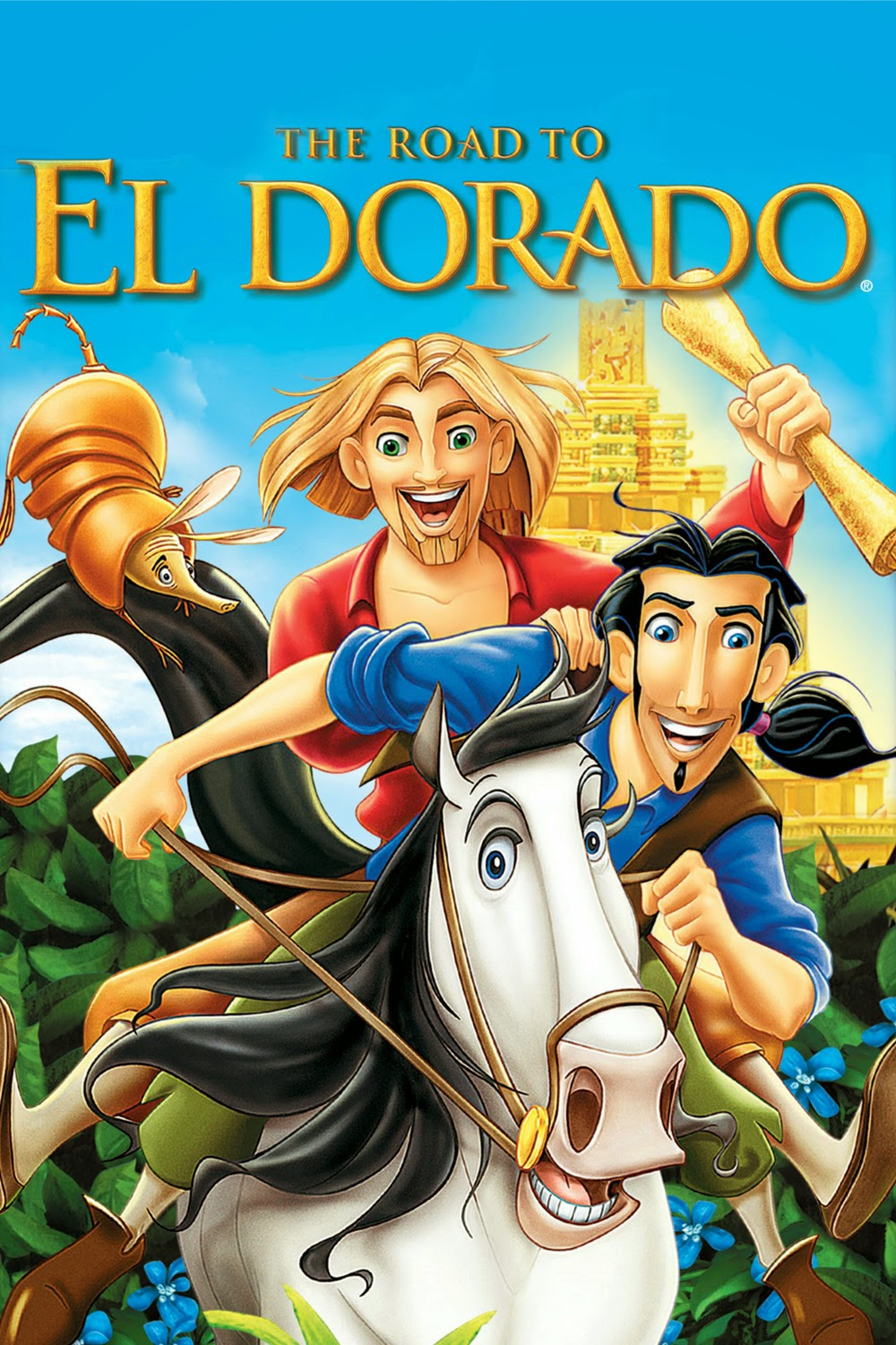 Watch The Road To El Dorado 2000 Online For Free Full -5188