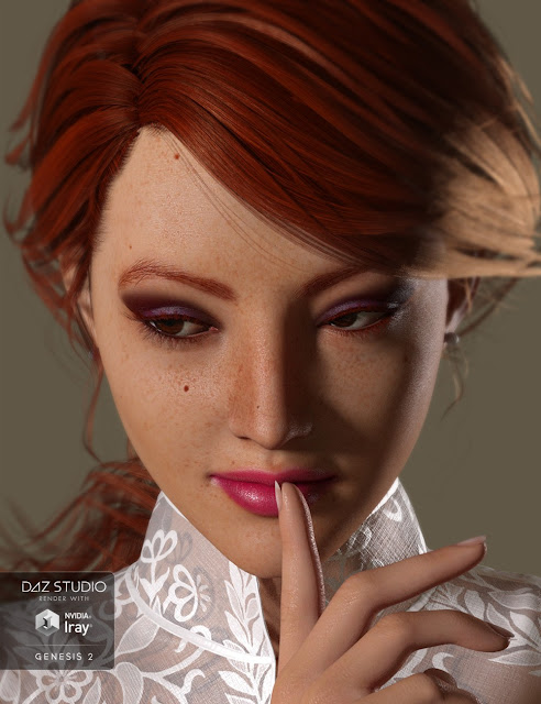 Quinn for Genesis 2 Female