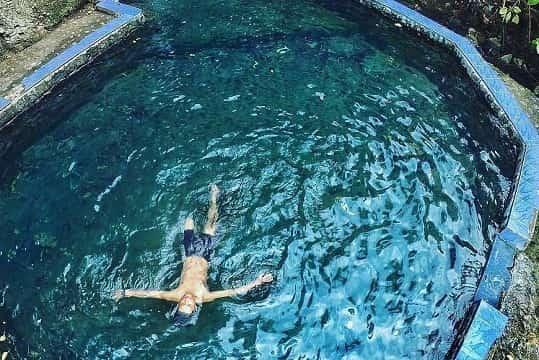 wisata permandian air panas rea toa di maros