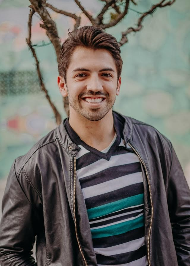 Mister Costa Verde & Mar CNB 2018 • Josias Machado, 22 anos • Foto: Divulgação/LV Assessoria