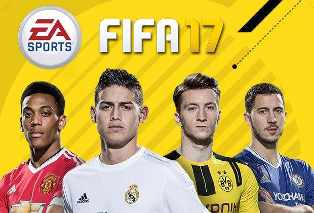 FIFA 17 Rating : Senarai Top 50 Pemain Terbaik