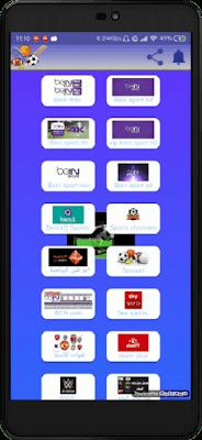 تحميل تطبيق  Jo Sport الجديد لمشاهدة جيع قنوات الرياضة المشفرة على الاندرويد