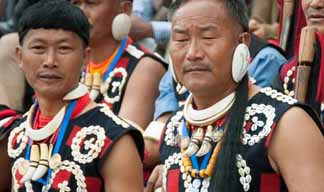 Tribal Tours Nagaland