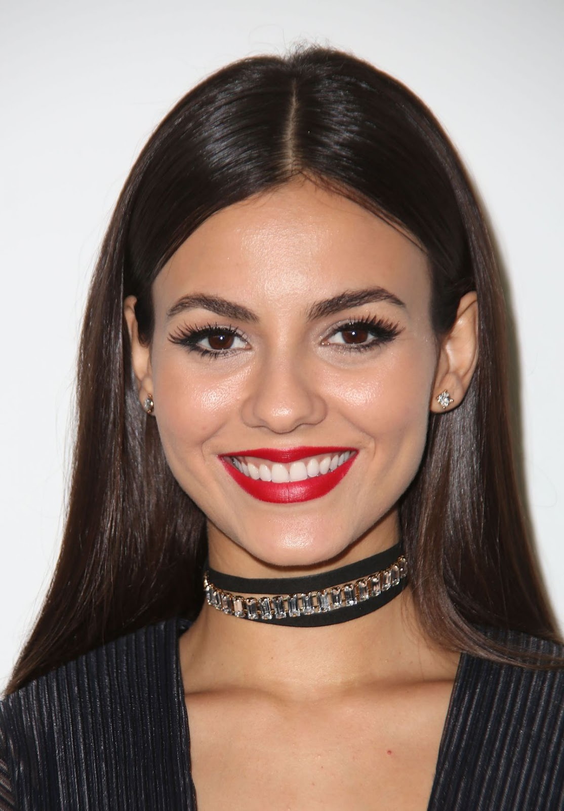 HQ Photo of Victoria Justice At Pamella Roland Fashion Show In New York