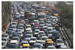 Problems In Delhi, delhi problems