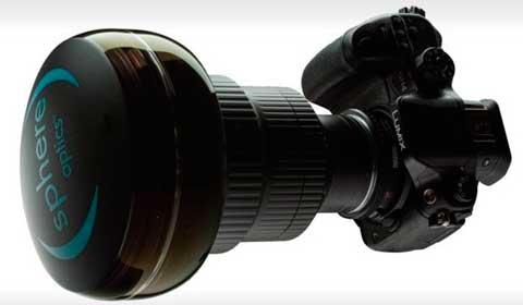 fotografía de 360